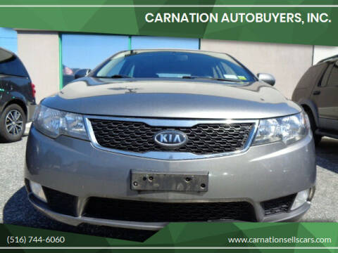 2011 Kia Forte5 for sale at CarNation AUTOBUYERS Inc. in Rockville Centre NY