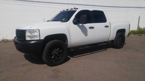 2012 Chevrolet Silverado 1500 for sale at Advantage Auto Motorsports in Phoenix AZ