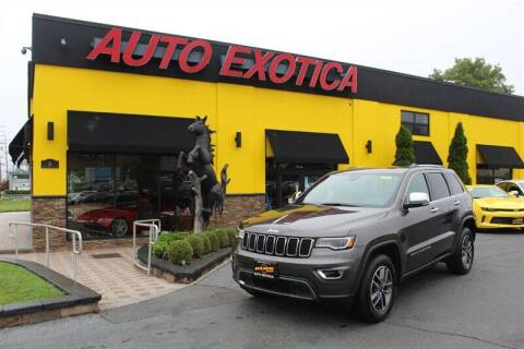2019 Jeep Grand Cherokee for sale at Auto Exotica in Red Bank NJ