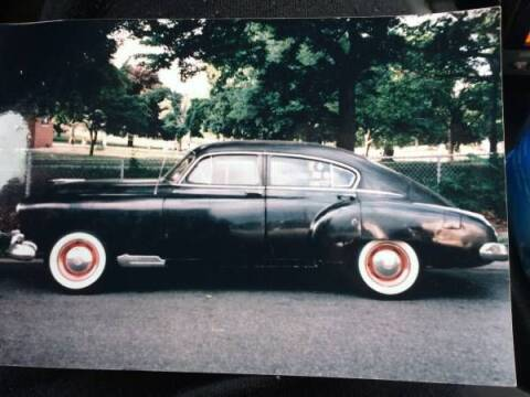 1949 Oldsmobile Eighty-Eight for sale at Classic Car Deals in Cadillac MI