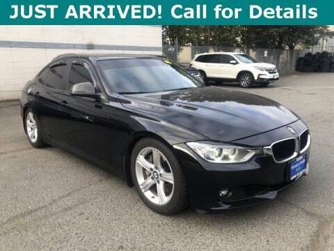 2013 BMW 3 Series for sale at Honda of Seattle in Seattle WA