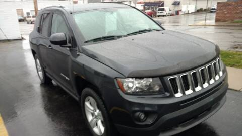 2014 Jeep Compass for sale at Graft Sales and Service Inc in Scottdale PA