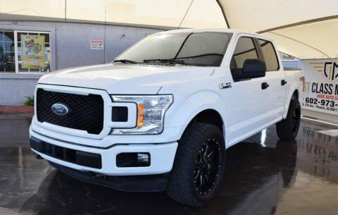 2018 Ford F-150 for sale at 1st Class Motors in Phoenix AZ