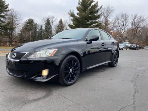 2007 Lexus IS 250 for sale at Northstar Auto Sales LLC in Ham Lake MN