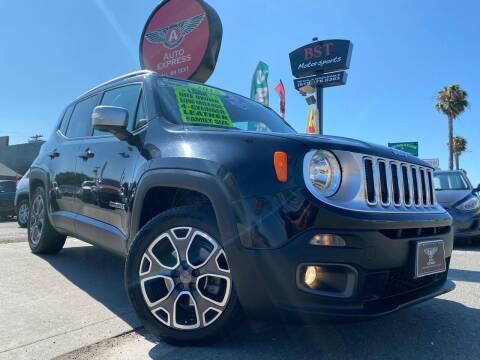2015 Jeep Renegade for sale at Auto Express in Chula Vista CA