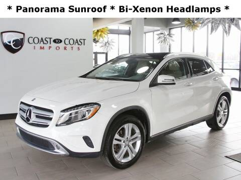 2015 Mercedes-Benz GLA for sale at Coast to Coast Imports in Fishers IN