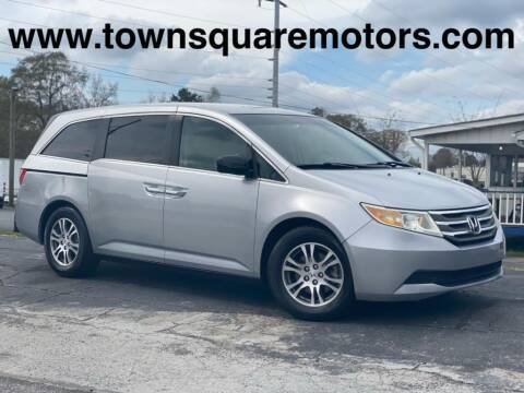 2011 Honda Odyssey for sale at Town Square Motors in Lawrenceville GA