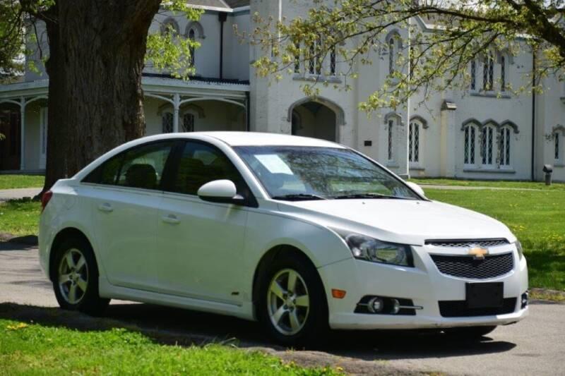 2013 Chevrolet Cruze for sale at Digital Auto in Lexington KY