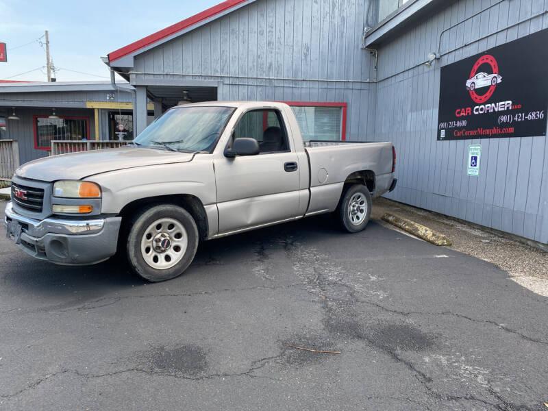 2006 GMC Sierra 1500 for sale at Car Corner in Memphis TN