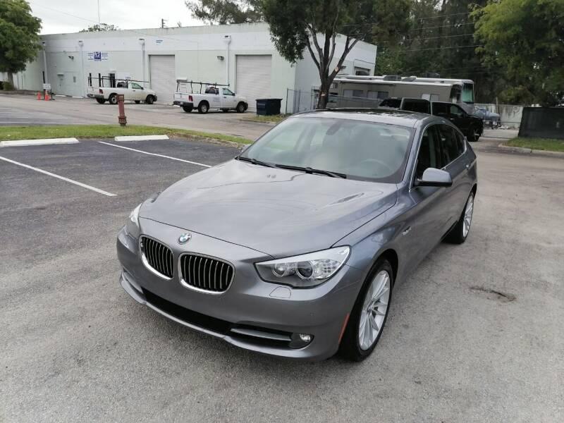 2012 BMW 5 Series for sale at Best Price Car Dealer in Hallandale Beach FL