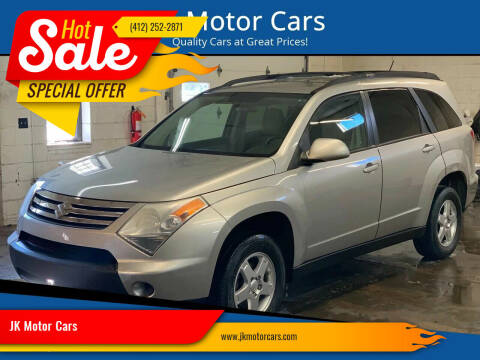 2007 Suzuki XL7 for sale at JK Motor Cars in Pittsburgh PA