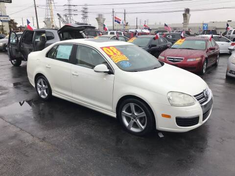 2008 Volkswagen Jetta for sale at Texas 1 Auto Finance in Kemah TX