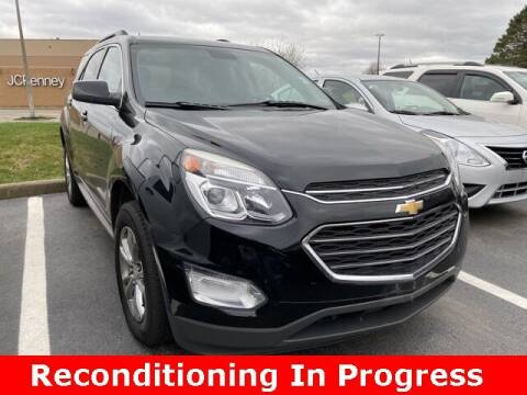 2016 Chevrolet Equinox for sale at Jeff Drennen GM Superstore in Zanesville OH