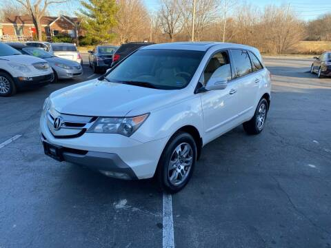 2008 Acura MDX for sale at Auto Choice in Belton MO