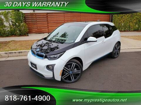 2014 BMW i3 for sale at Prestige Auto Sports Inc in North Hollywood CA