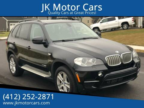 2012 BMW X5 for sale at JK Motor Cars in Pittsburgh PA