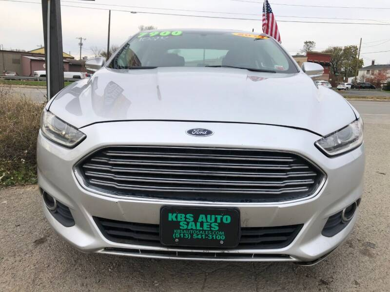 2013 Ford Fusion SE 4dr Sedan - Cincinnati OH