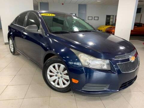 2011 Chevrolet Cruze for sale at Cj king of car loans/JJ's Best Auto Sales in Troy MI
