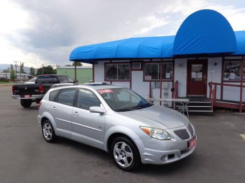 2005 Pontiac Vibe for sale at Jim's Cars by Priced-Rite Auto Sales in Missoula MT