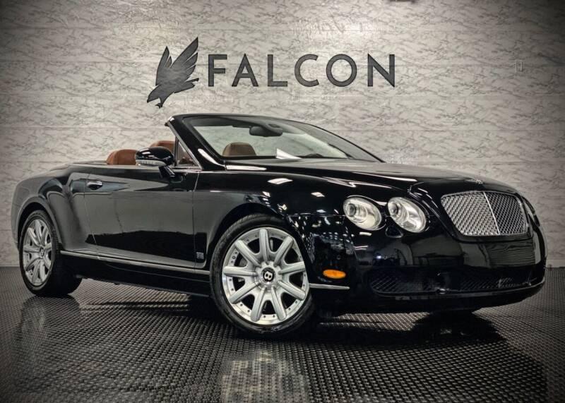 2007 Bentley Continental for sale at FALCON AUTO BROKERS LLC in Orlando FL