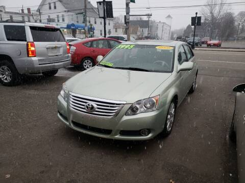 2008 Toyota Avalon for sale at TC Auto Repair and Sales Inc in Abington MA