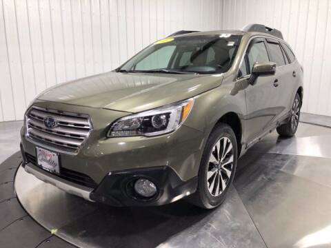 2017 Subaru Outback for sale at HILAND TOYOTA in Moline IL