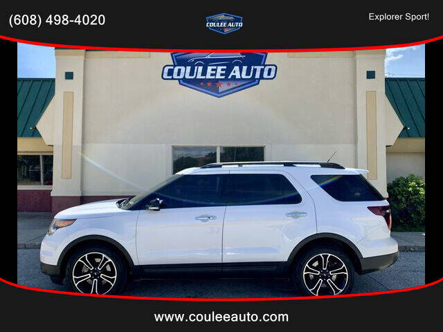 2013 Ford Explorer for sale at Coulee Auto in La Crosse WI