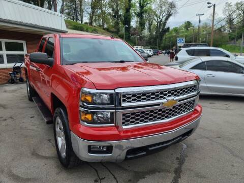 2014 Chevrolet Silverado 1500 for sale at North Knox Auto LLC in Knoxville TN