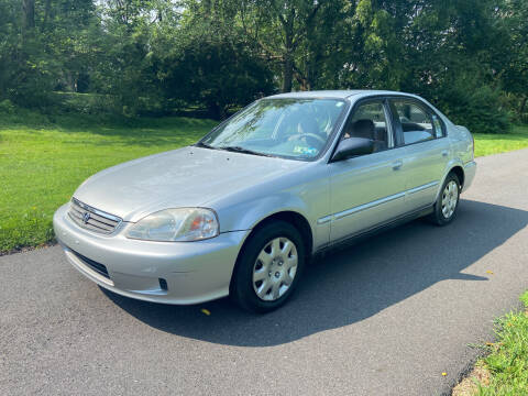 2000 Honda Civic for sale at ARS Affordable Auto in Norristown PA