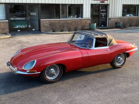 1961 Jaguar E-Type for sale at Gullwing Motor Cars Inc in Astoria NY
