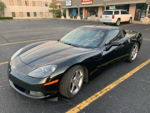 2005 Chevrolet Corvette for sale at Trocci's Auto Sales in West Pittsburg PA