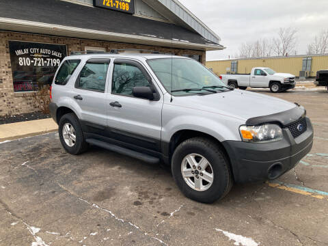 2005 Ford Escape for sale at Imlay City Auto Sales LLC. in Imlay City MI