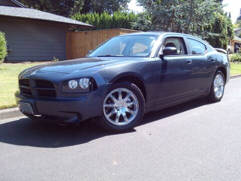 2008 Dodge Charger for sale at Redline Auto Sales in Vancouver WA