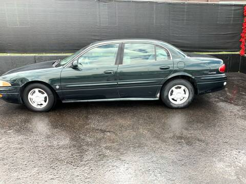 2001 Buick LeSabre for sale at McManus Motors in Wheat Ridge CO