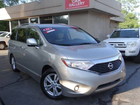 2012 Nissan Quest for sale at KC Car Gallery in Kansas City KS
