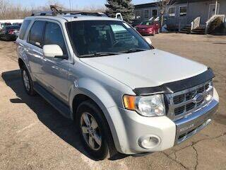 2008 Ford Escape for sale at WELLER BUDGET LOT in Grand Rapids MI