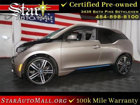 2014 BMW i3 for sale at STAR AUTO MALL 512 in Bethlehem PA
