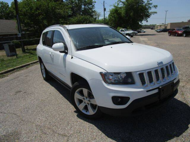 2017 Jeep Compass for sale at 2nd Chance Auto Sales in Montgomery AL