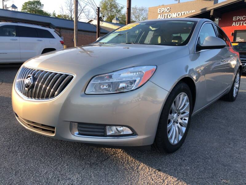 2011 Buick Regal for sale in Louisville, KY