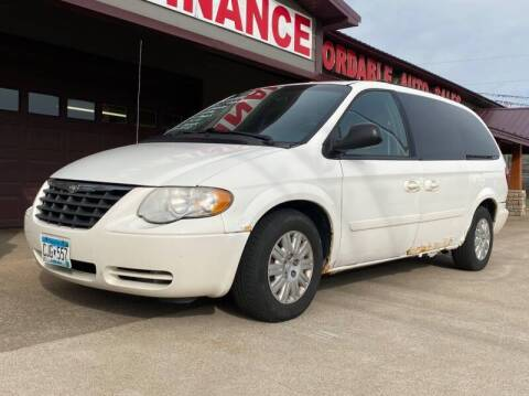 2005 Chrysler Town and Country for sale at Affordable Auto Sales in Cambridge MN