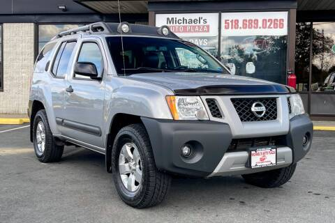 2013 Nissan Xterra for sale at Michael's Auto Plaza Latham in Latham NY