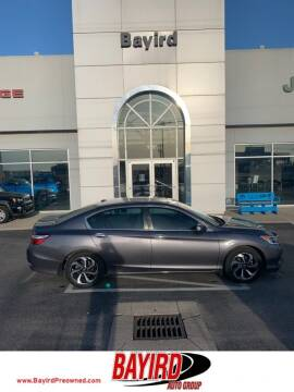 2017 Honda Accord for sale at Bayird Truck Center in Paragould AR