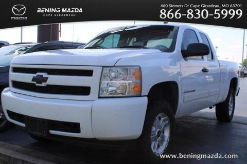 2007 Chevrolet Silverado 1500 for sale at Bening Mazda in Cape Girardeau MO