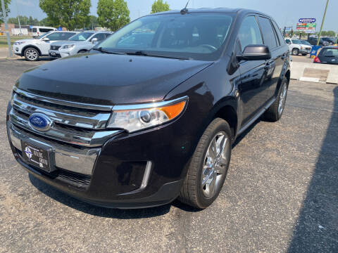 2013 Ford Edge for sale at Atlas Auto in Grand Forks ND