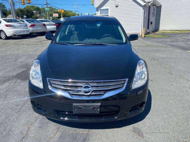 2011 Nissan Altima for sale at Better Auto in South Darthmouth MA