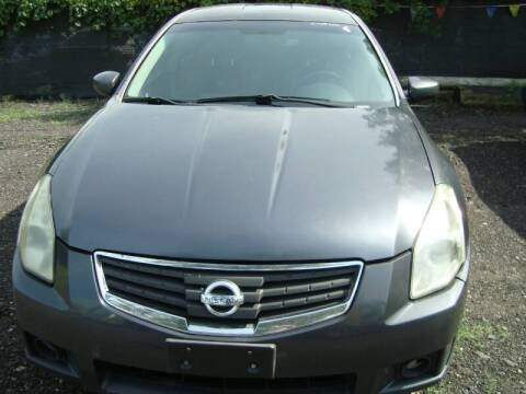 2007 Nissan Maxima for sale at Branch Avenue Auto Auction in Clinton MD