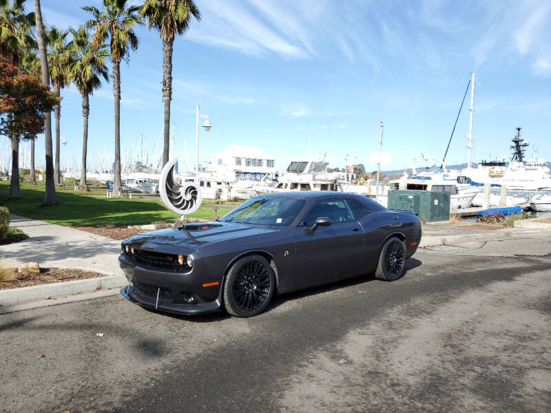 2016 Dodge Challenger for sale at Imports Auto Sales & Service in Alameda CA