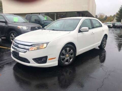 2010 Ford Fusion for sale at Sedo Automotive in Davison MI