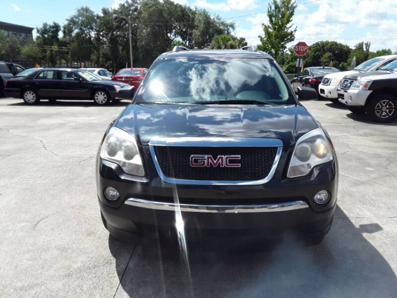 2012 GMC Acadia for sale at FAMILY AUTO BROKERS in Longwood FL