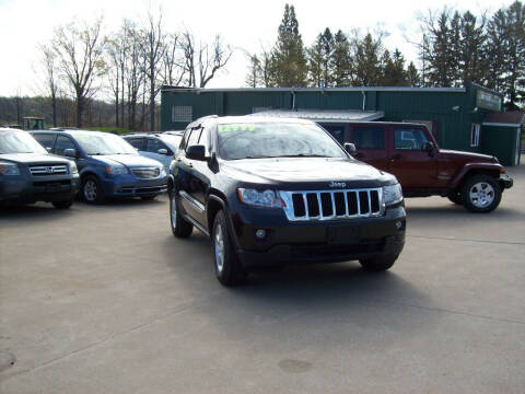 2013 Jeep Grand Cherokee for sale at Summit Auto Inc in Waterford PA